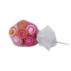 Λαβέτες ώμου ροζ 10000 Dreams