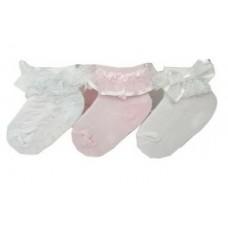 Κάλτσες 3 τμχ  κορίτσι 23702 dreams